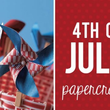 4th of July Papercrafts