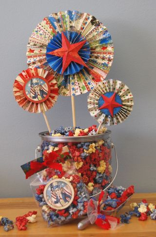 4th of July Paper Crafting Ideas