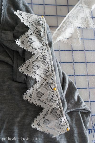 lace-t-shirt-refashion