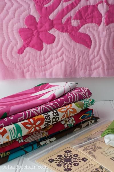 Hawaiian Fabrics