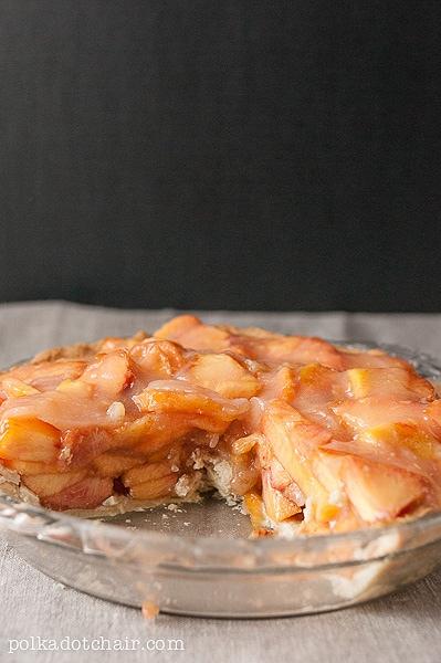 Recipe for Peach Pie