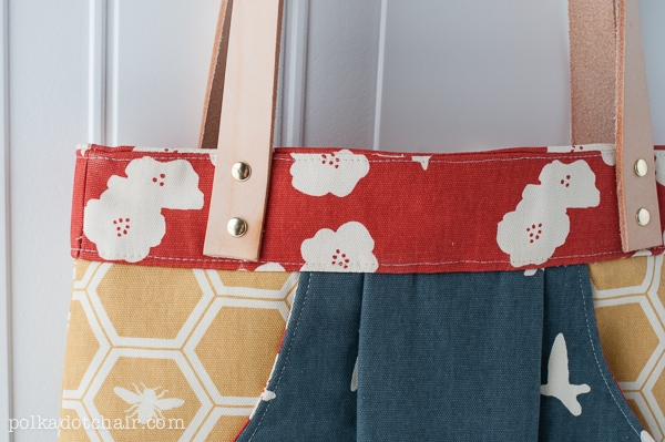 March Bag Pattern