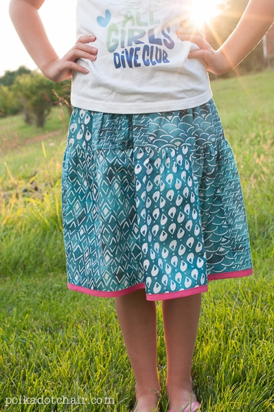 Twirl Skirt Pattern