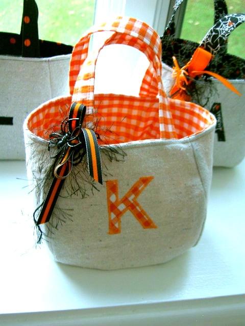 Cute Treat Bag Tutorial