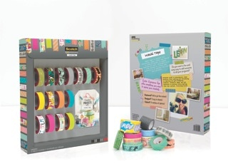 Scotch Expressions Washi Tape Giveaway Pack