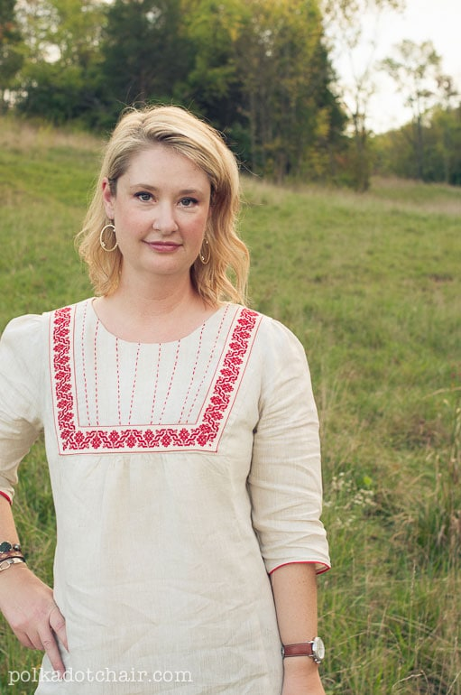 womens-linen-tunic