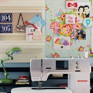 Bernina 710 Sewing Machine Review