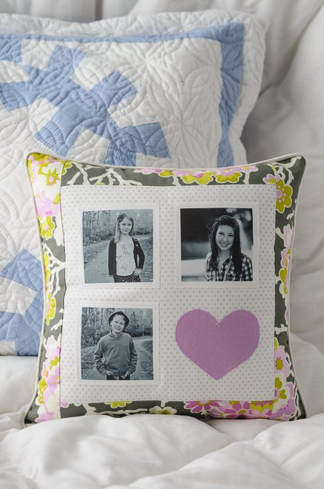 DIY Patchwork Pillow Tutorial