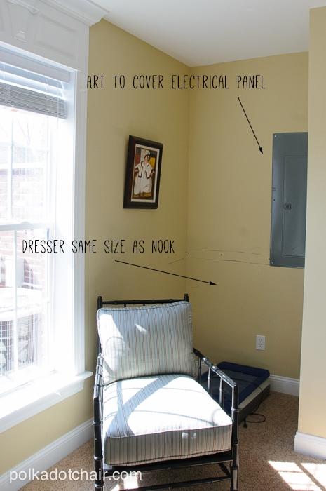 Guest Bedroom Inspiration & Paint Colors