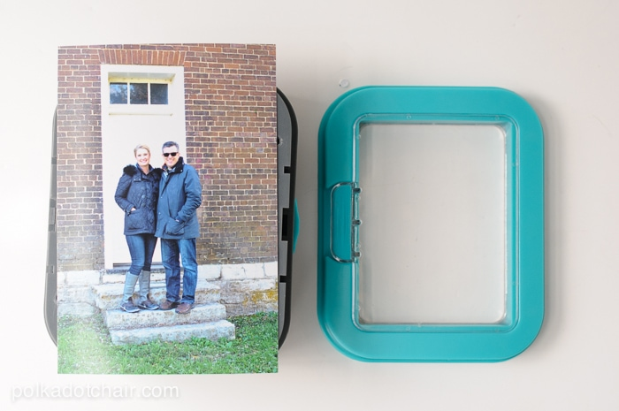 3 x 4 Photo Punch - great for project life!