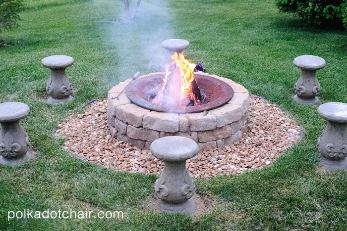 DIY-Firepit