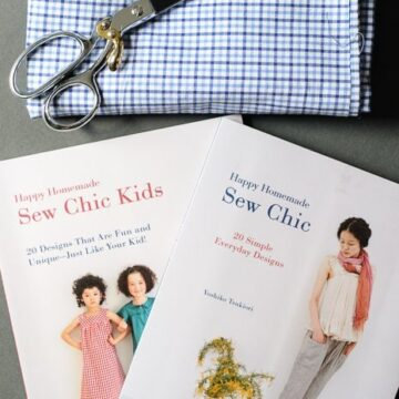 Sew Chic Sewing Books