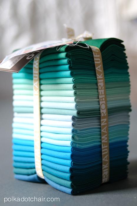 Kona Solids Fabrics