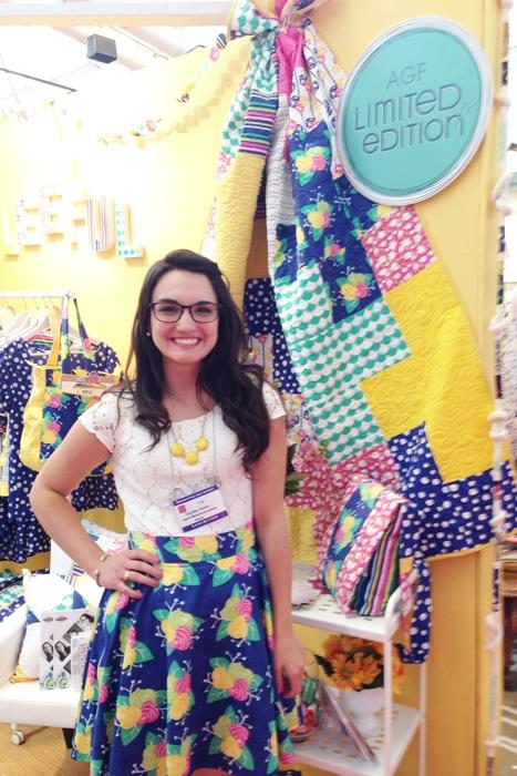 Sew Caroline Gleeful Fabrics