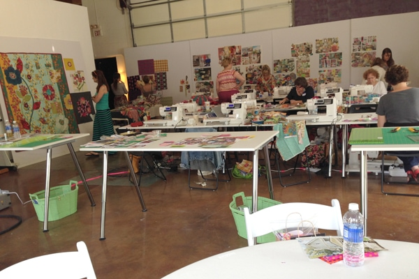 Craft South Patchwork Weekend