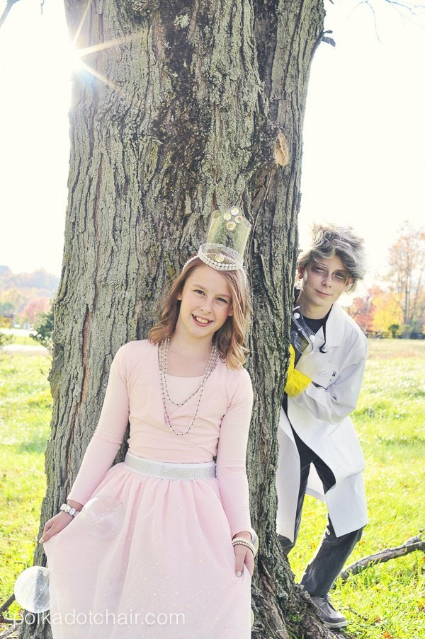 Glinda Halloween Costume Ideas
