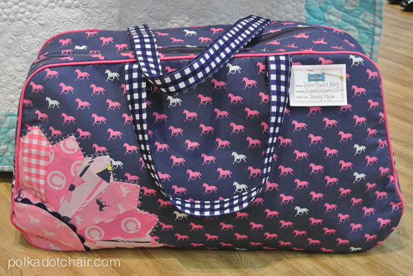 Derby Style Fabric projects