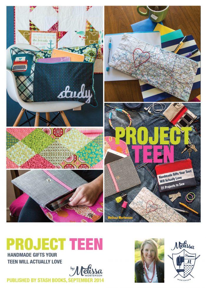 Project Teen by Melissa Mortenson