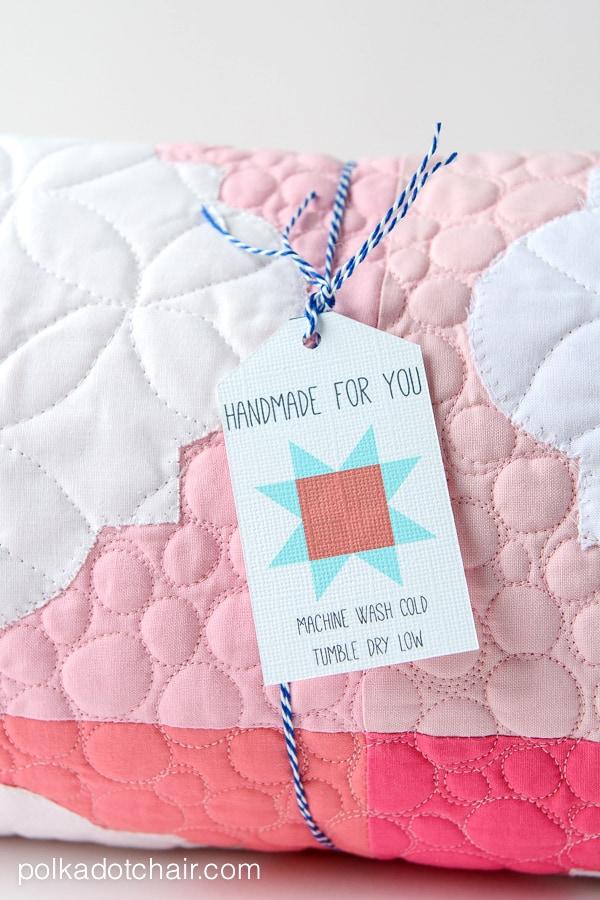Handmade for You Free Printable Gift Tags