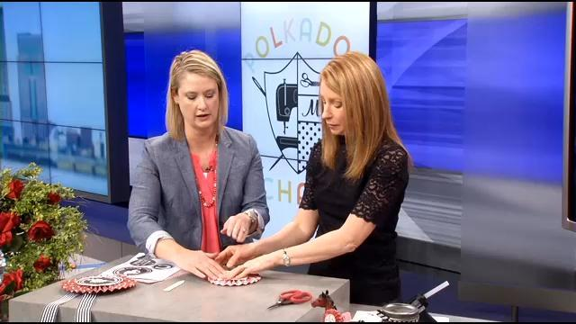 WDRB - Polkadot Chair - Derby decorations 4-14-15 (8)