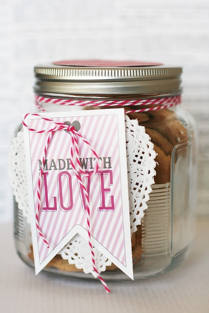 Made with Love, Mason Jar Kit