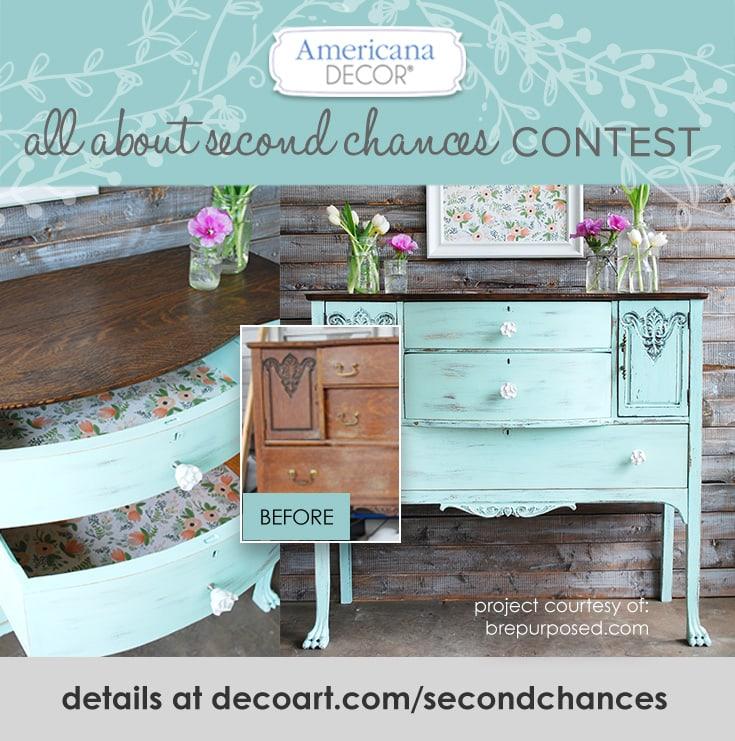 DecoArt Second Chances Contest