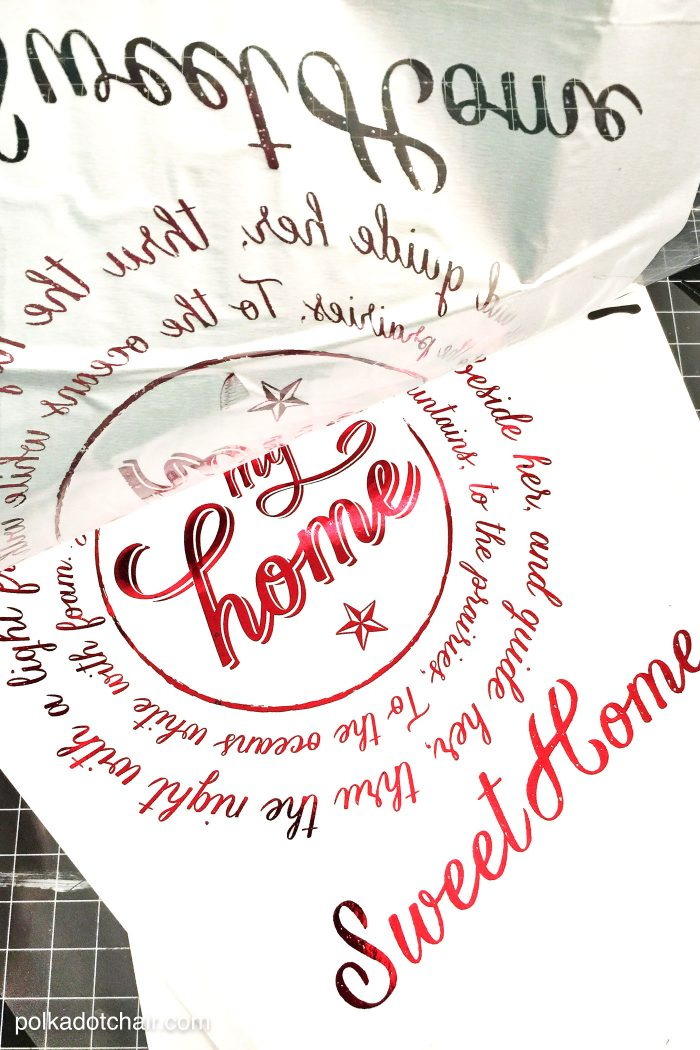 Free Printable signs for the 4th of July, love these you can use them with or without a foil applicator.