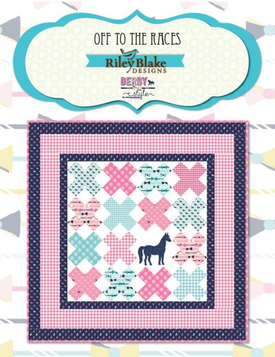 Derby Style Quilt, free pattern download