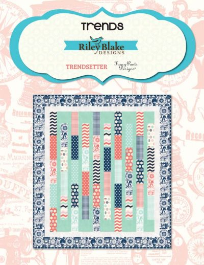 Strips Quilt Free Pattern