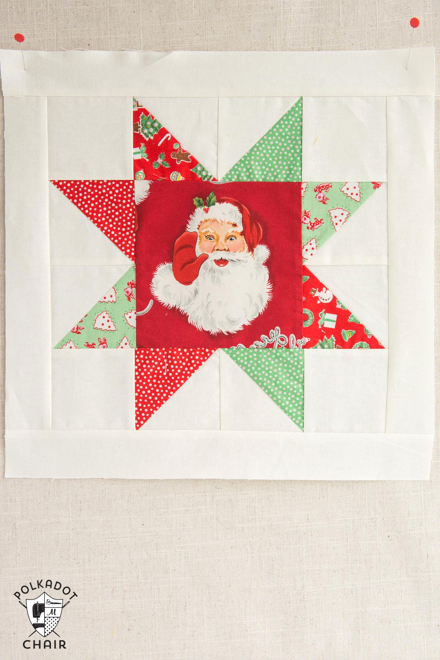 The November Quilt Block of the Month, a variation of a simple sawtooth star quilt block. Join in the block of the month series and make a quilt one month at a time.
