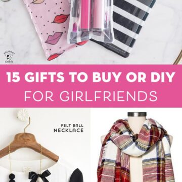 gift ideas for girlfriends