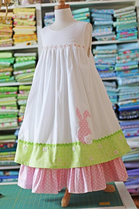 Peter Cottontail Dress