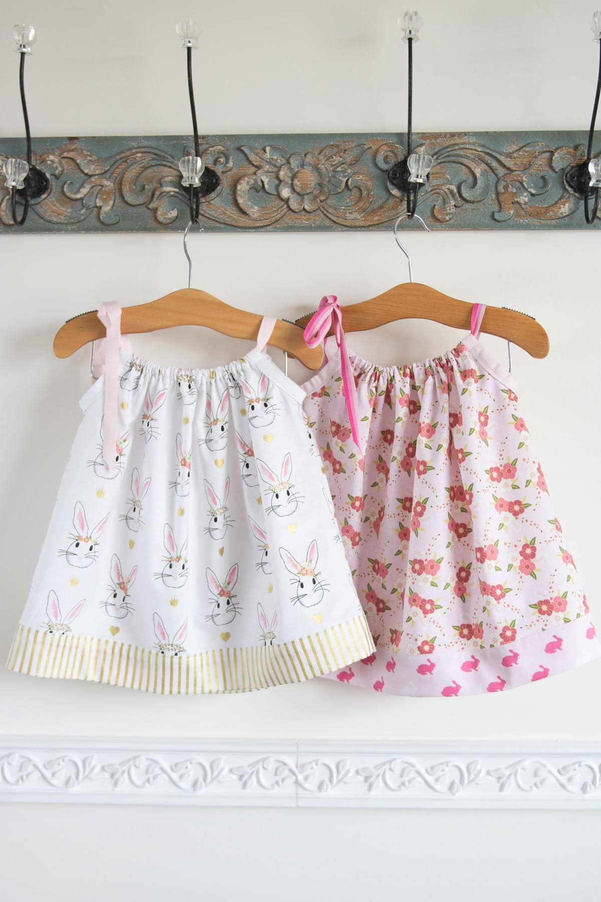 It's just a picture of Free Printable Pillowcase Dress Pattern throughout vintage
