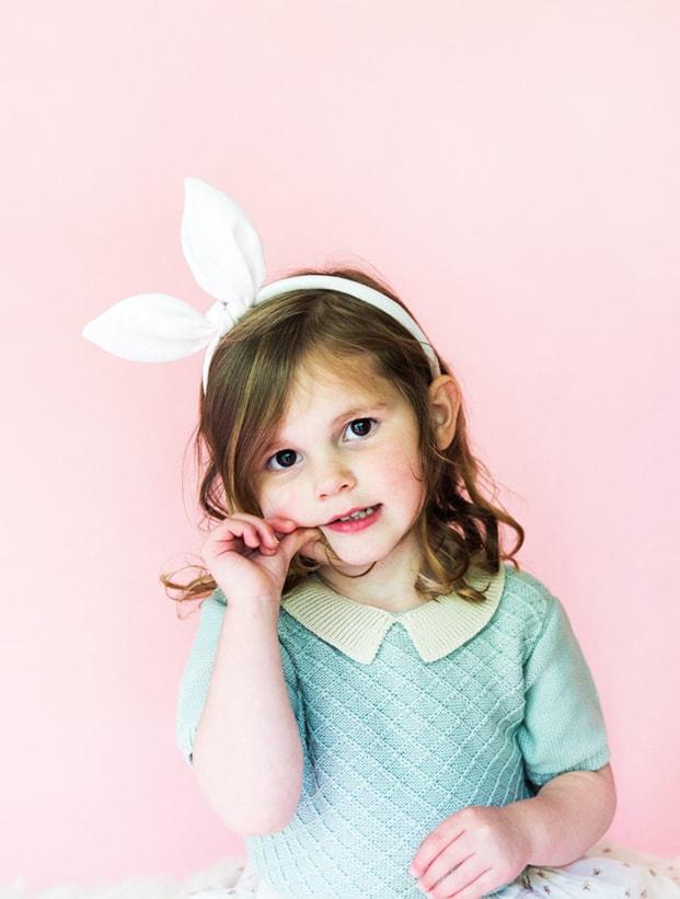 DIY Bunny Headbands at Say Yes