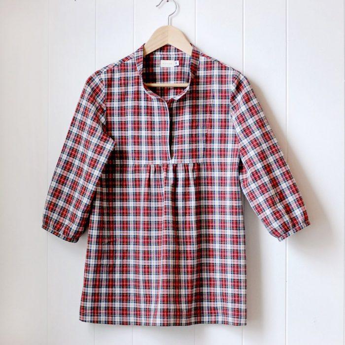 Tova Tunic Sewing Pattern