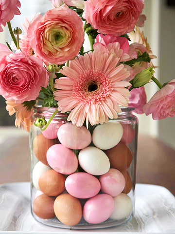 Easter Centerpiece Idea