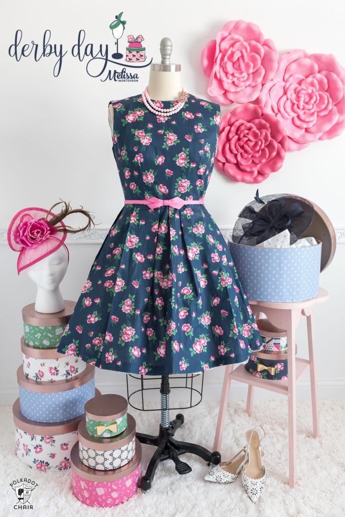 Derby Day Fabric by Melissa Mortenson for Riley Blake Designs