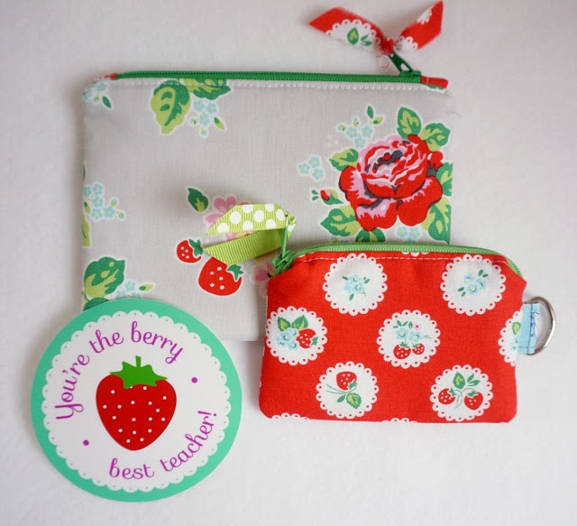 Sewing tutorial for a DIY coin purse