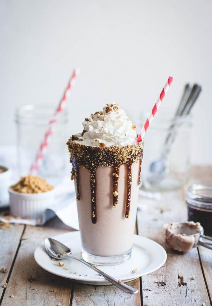 Derby Pie Milkshake Recipe