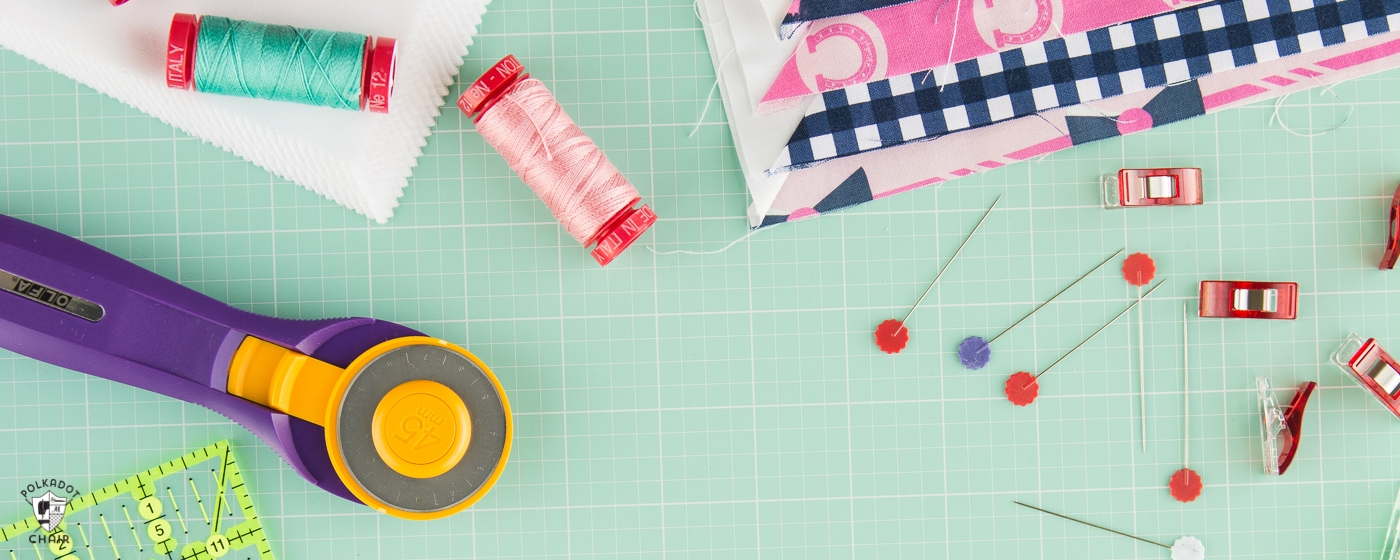 sewing supplies for beginners and free sewing tutorials