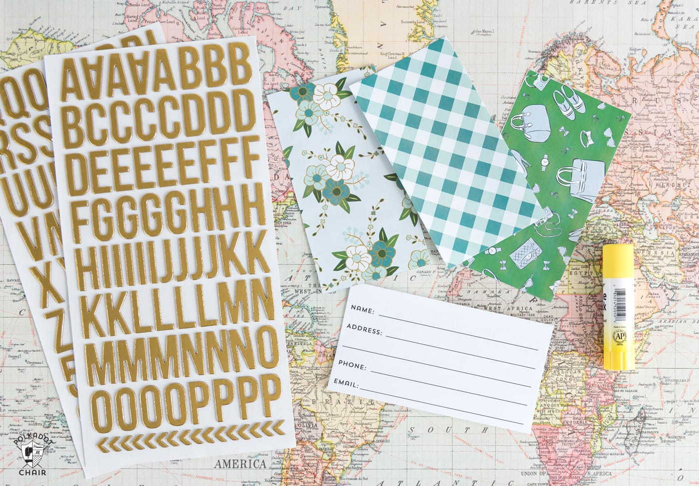 printable luggage tag