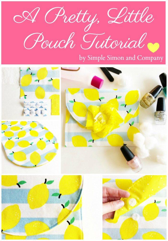 pouch tutorial
