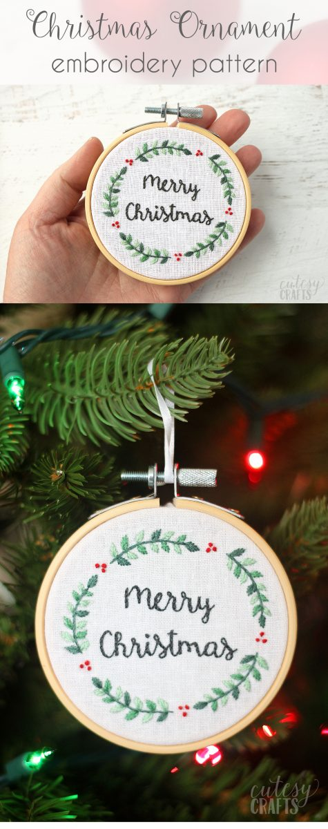 Christmas Embroidery Designs