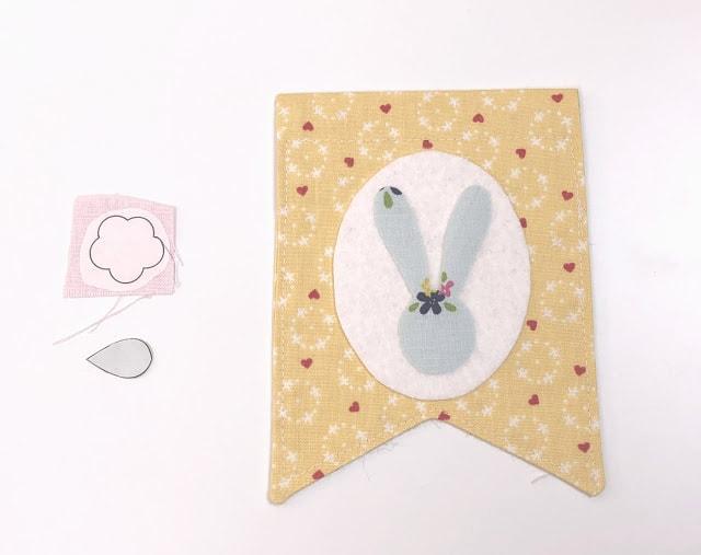 Easter Bunny Banner Tutorial