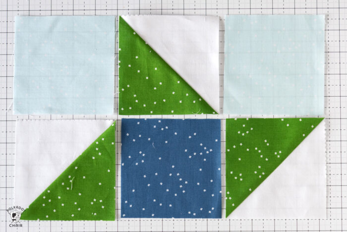 quilt block layout