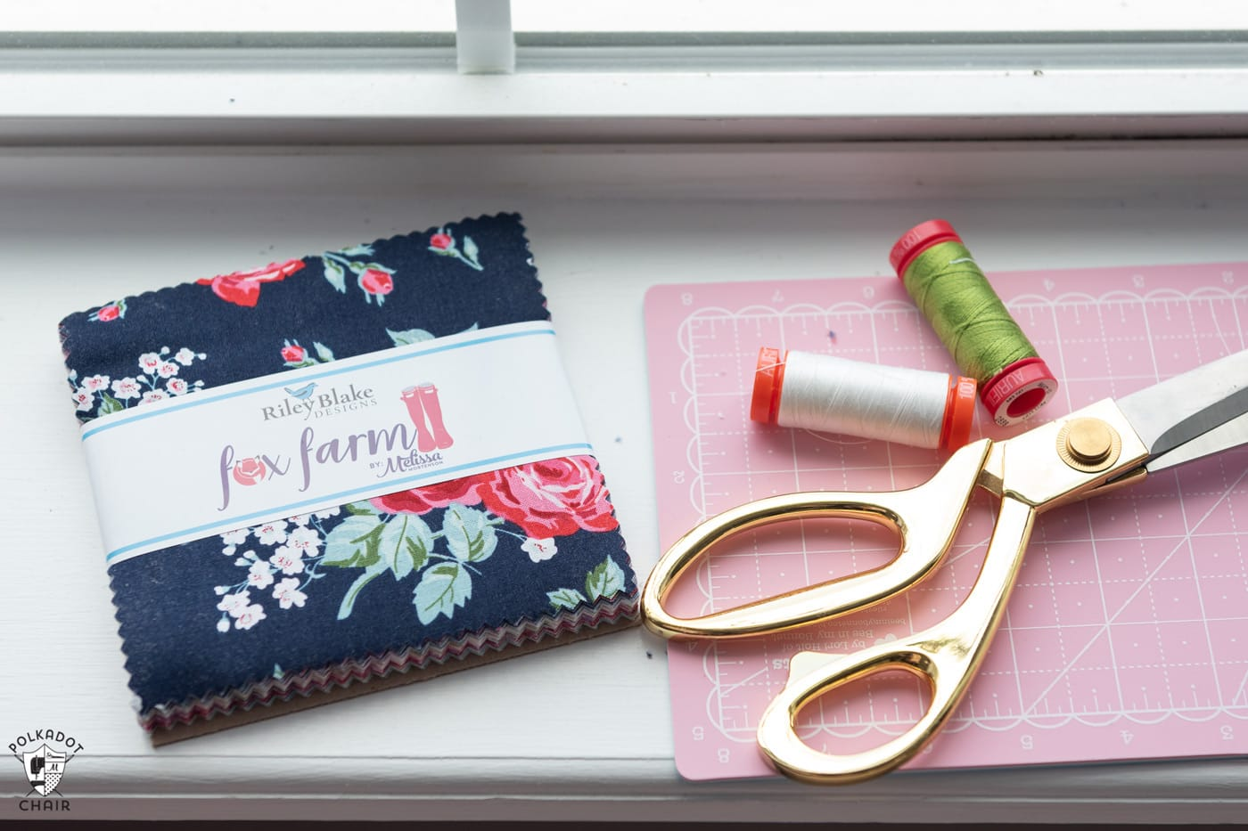 precuts of fox farm fabric