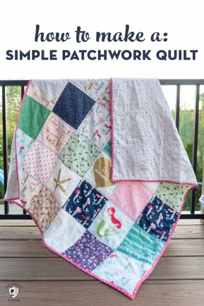 45 Easy Beginner Quilt Patterns And Free Tutorials Polka Dot Chair