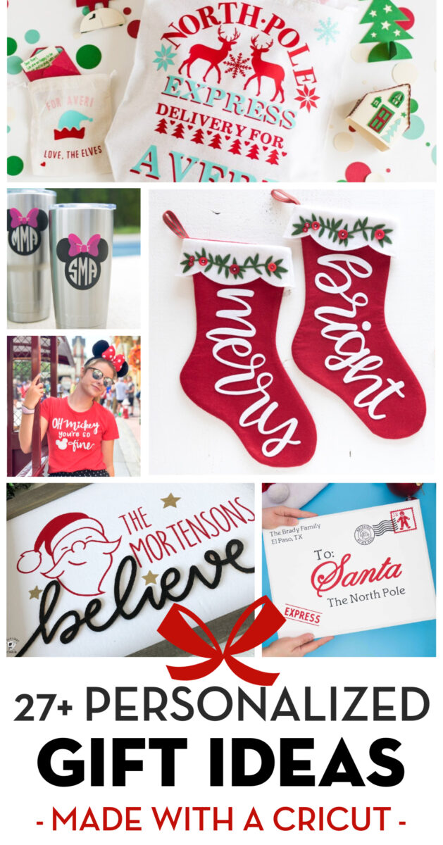 Personalized DIY Christmas gifts