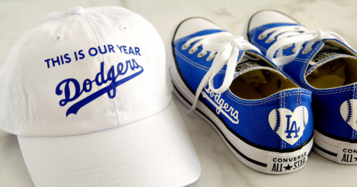 Custom Sports Team Hats & Shoes