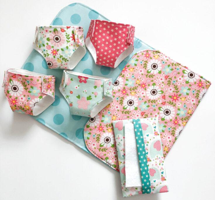 Toddler Diaper Bag Accessories free pattern